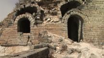 Original Section Of The Great Wall, China, Jinshanling