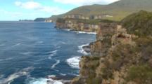 Overlook Cliff Coastline