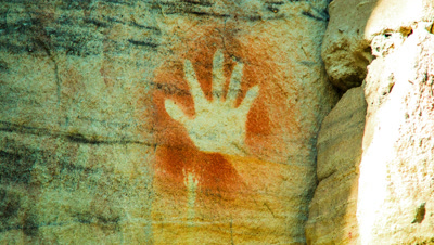 Aboriginal Art at Gallery Carnarvon Gorge