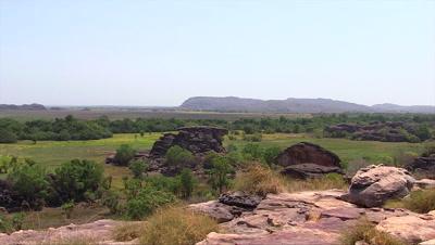 Ubirr 6 savannah medium,Kakadu