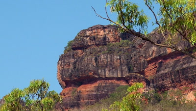 Nourlangie Rock 4 close,Kakadu,Top End