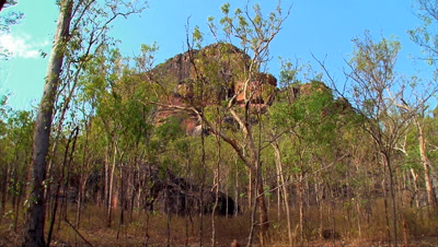 Nourlangie Rock base 1 wide,Kakadu,Top End