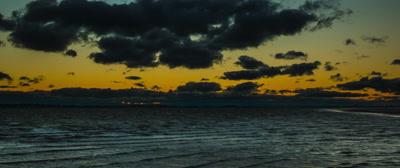 Dus ,sea clouds TIME LAPSE