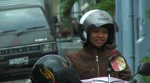 Bali Motor Bikes People