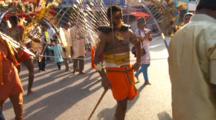 Indian Hindu Festival Singapore, Street Parade
