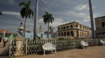 Plaza Mayor, Trindad