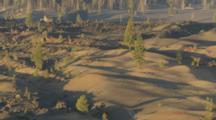 Painted Dunes At Sunrise