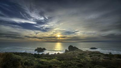 Seascape,Oregon Coast