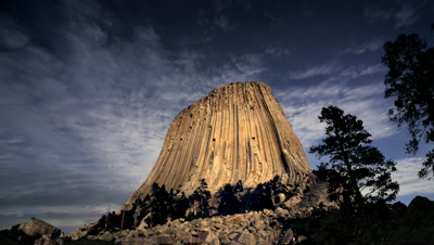 Devils Tower National Monument,WY