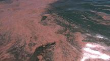 Toxic Algae Bloom Ningaloo Reef Western Australia