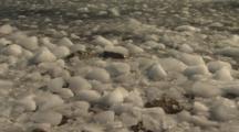Melting Glacier Ice