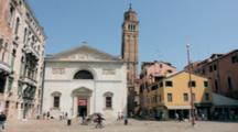 A Church In Venice