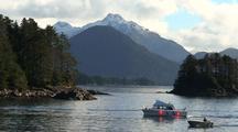 Boating Scene