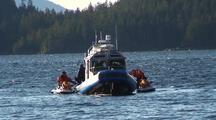 Alaska State Patrol Enforcement Boat & Jet Ski