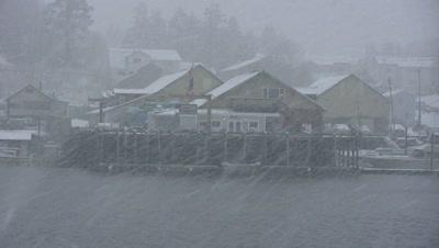 Blizard/ Snow Storm/ Coastal Community