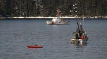 Commercial Fishing: Coast Guard Enforcement