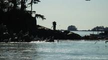 International Film Crew Films The Sitka Sound Sac Roe Herring Fishery