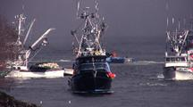 Commercial Fishing Boats ( Purse Seiners)