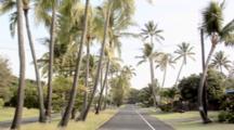 Coastline Of Eastern Part Of O'Ahu, Hawaii