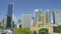 Skyline Of The Sydney CBD