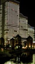 Light-Up Of The Buildings At Minato Mirai 21
