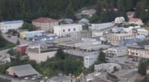 Cineflex Aerials Of The City Of Cordova Alaska In Prince William Sound Alaska Scenics