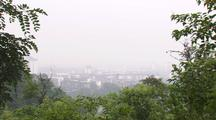 China Chinese Sky Polluted Pull From Sky To Reveal City Dirty Smoggy Air