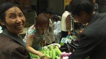 China Chinese City Vegitable Market Farmer Market Farmers Food Consumption