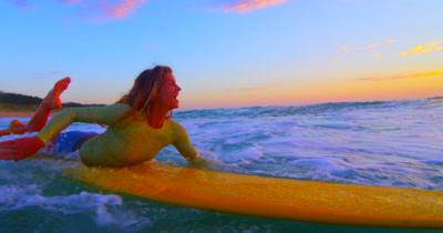 Surf Video Twinkle Toes