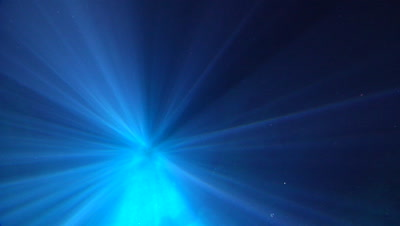 Light and Sun Ray Stock Footage
