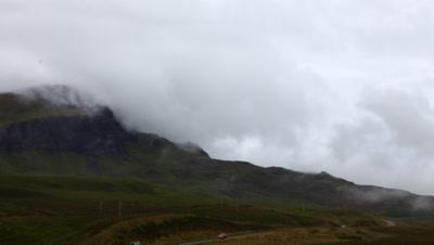 4K UltraHD Timelapse of the Old Man of Storr, Skye, Scotland