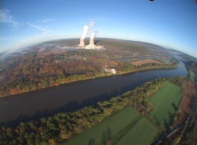 Aerials Over New England