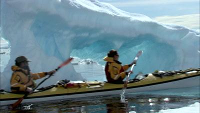 Kayak Stock Footage