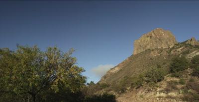 Mountain - Big Bend National Park