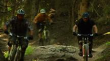 Mountain Bike Stock Footage