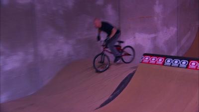 BMX Stock Footage