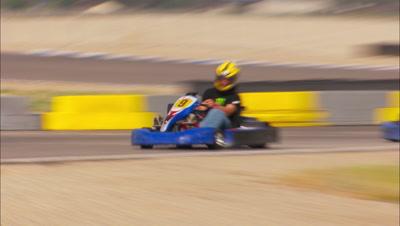 Go Kart Stock Footage