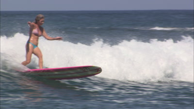 Water Sport Royalty Free Stock Footage