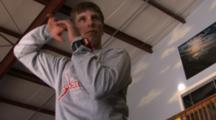 Man Teaches Skydiving