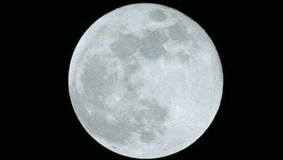 Moon Royalty Free Stock Footage