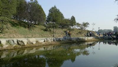 Yuanmingyuan, Beijing, China