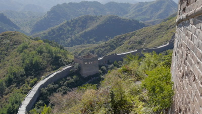The Great Wall, Hebei, China