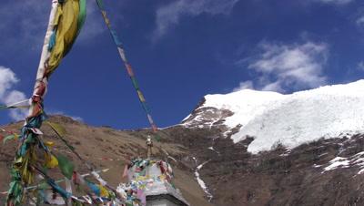 Mt Nojin Kangsang, Tibet
