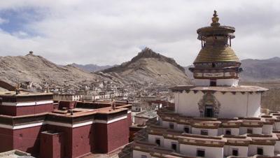Kumbum, Tibet