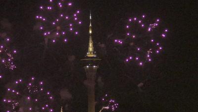 Macau International Fireworks Display Contest, Macau, China