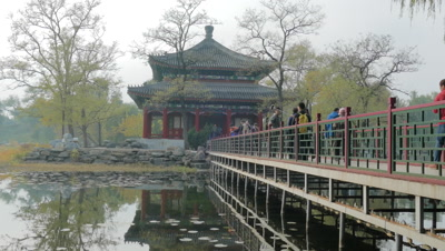 The Old Summer Palace, Beijing, China