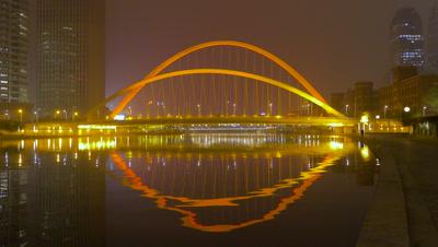 Dagu Bridge, Tianjin, China