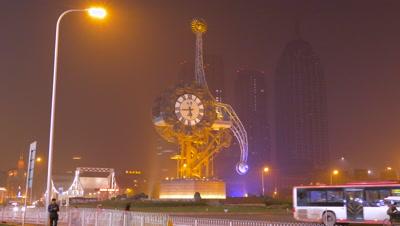 Centenary Clock, Tianjin, China