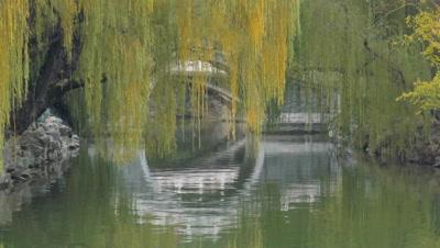 Kunming Lake at Summer Palace, Beijing, China