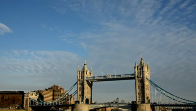 compilation of London tourist sites